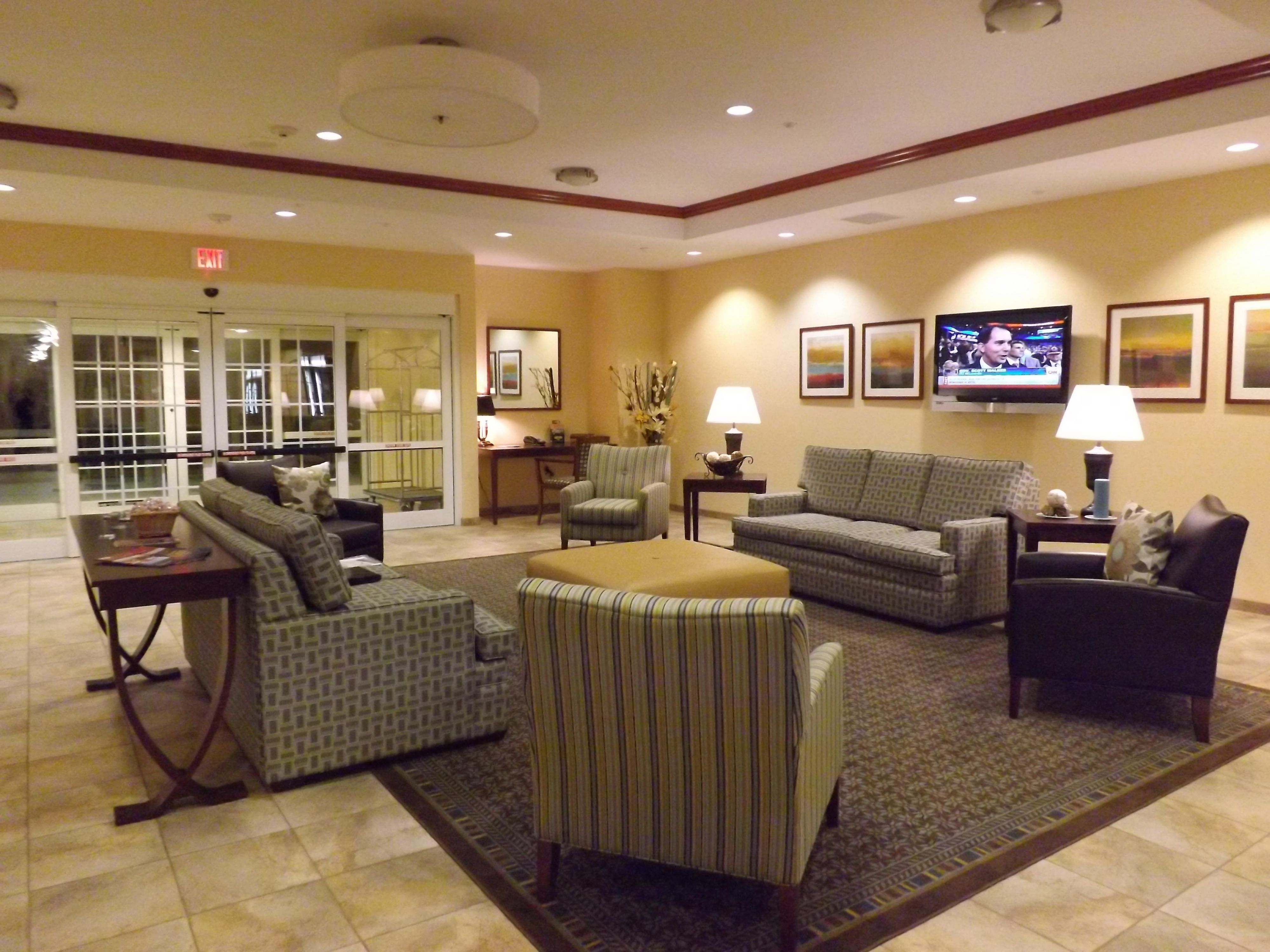 Candlewood Suites Fredericksburg Extended Stay Hotel In