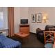 Queen Bed Room Suite Living Room