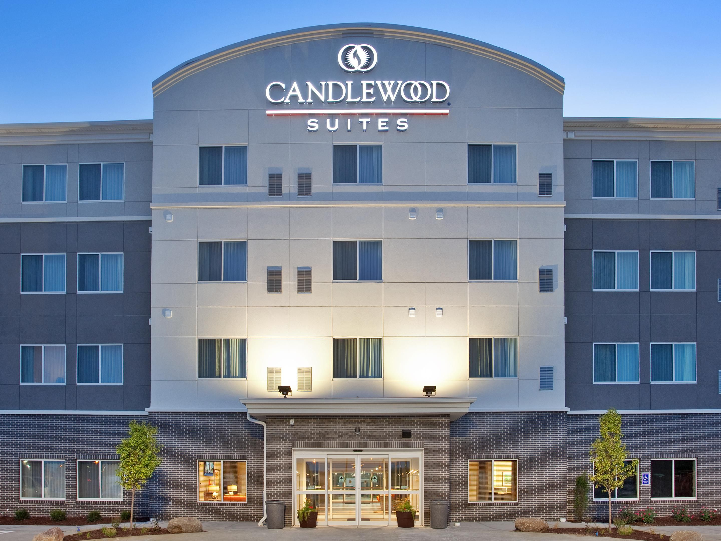 Candlewood Suites Grand Island Extended Stay Hotel In Nebraska