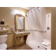Queen Stuid Suite Roll In Shower