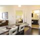 Spacious rooms at the Candlewood Suites in Greeley