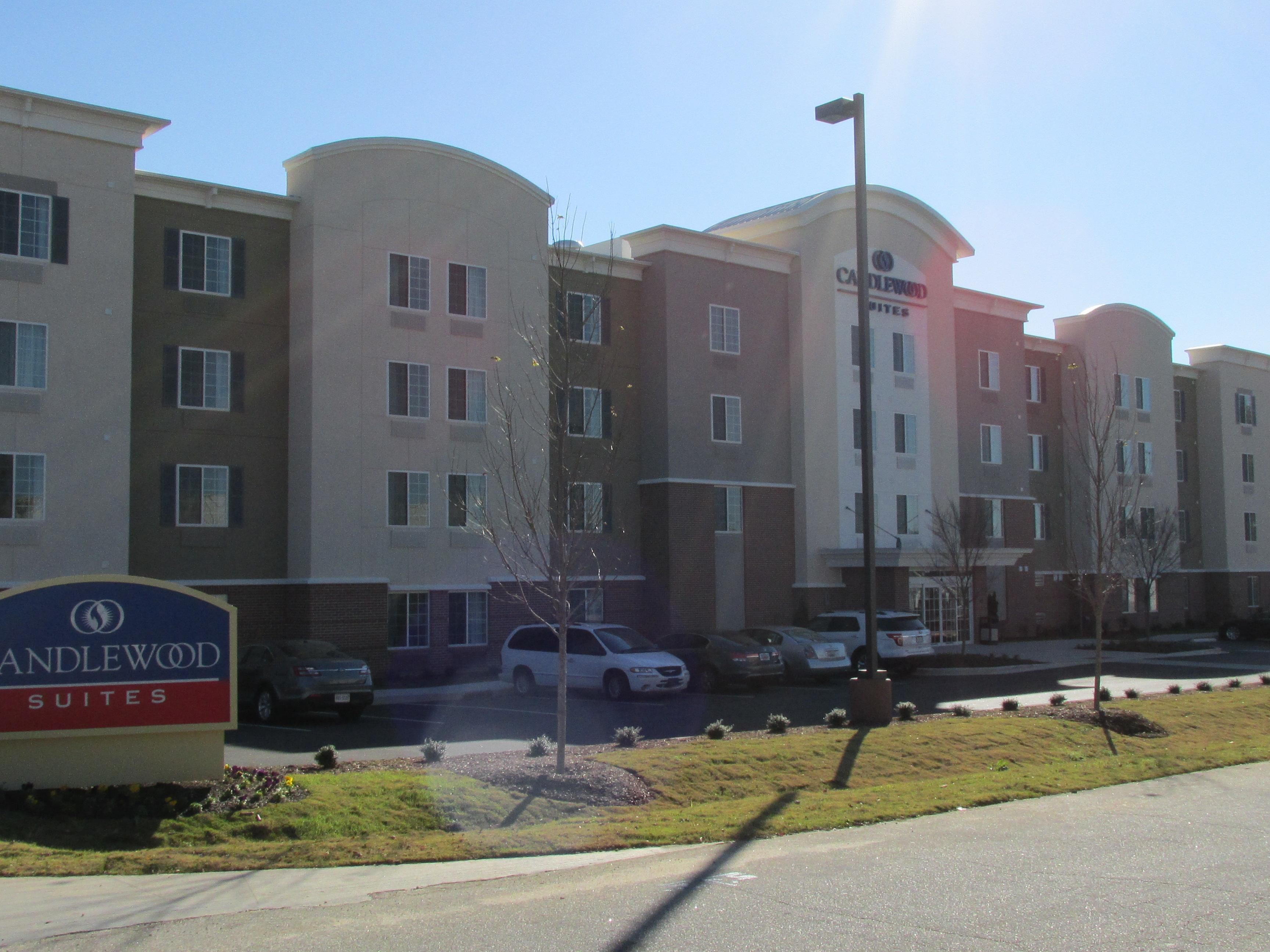 Greenville Hotels Candlewood Suites Greenville Extended Stay