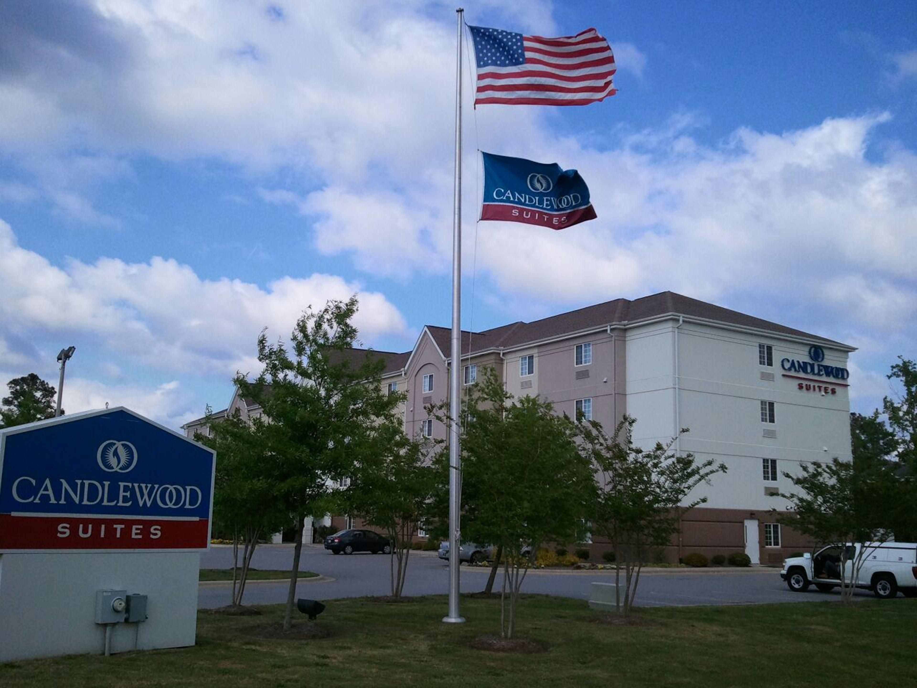 Candlewood Suites Greenville NC