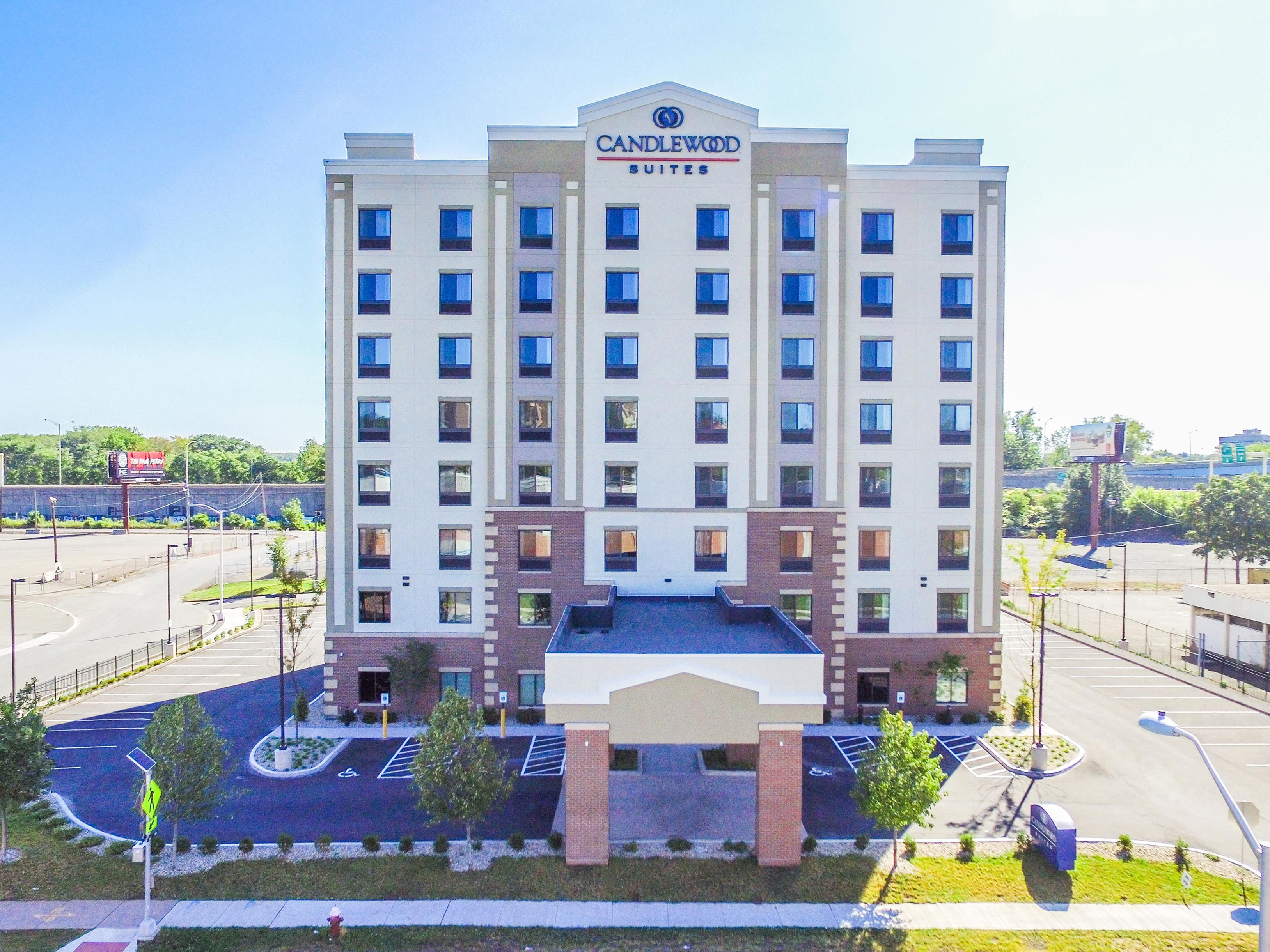 Candlewood Suites Hartford Downtown In West Springfield Machusetts