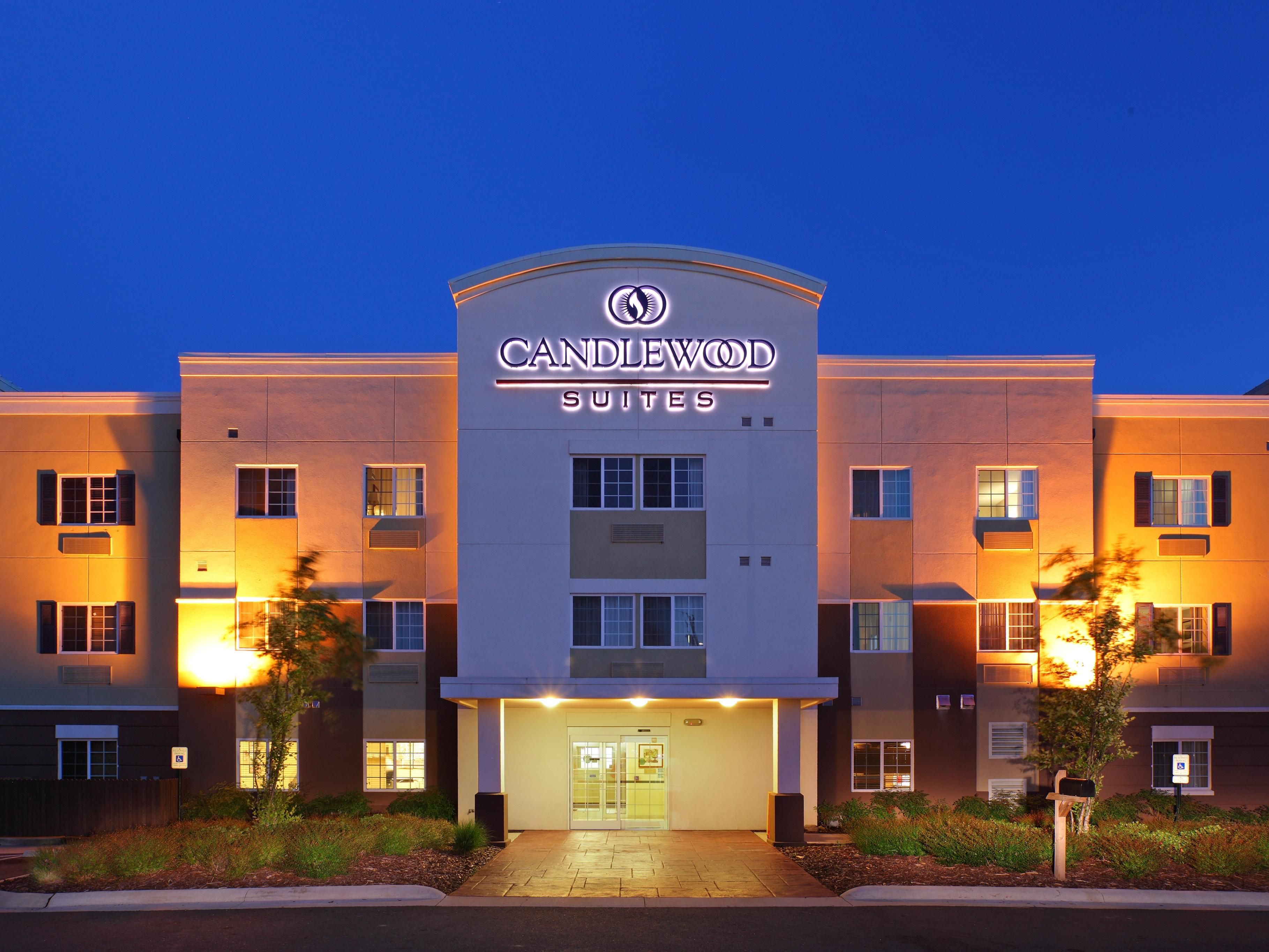 Candlewood Suites Hot Springs Extended Stay Hotel In Hot Springs