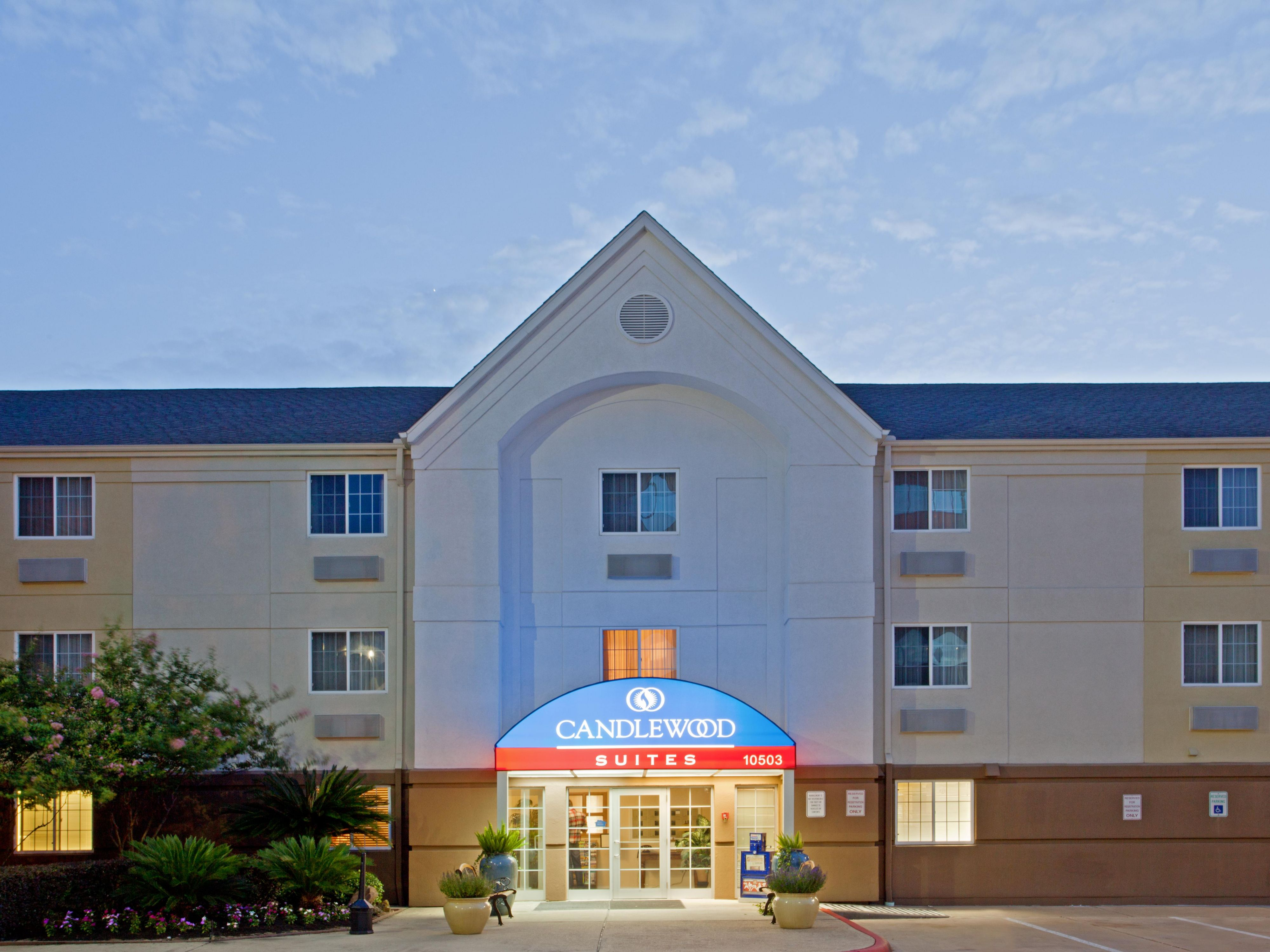Candlewood Suites Houston Citycentre I 10 West