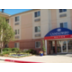 Candlewood Suites by the Galleria exterior entrance