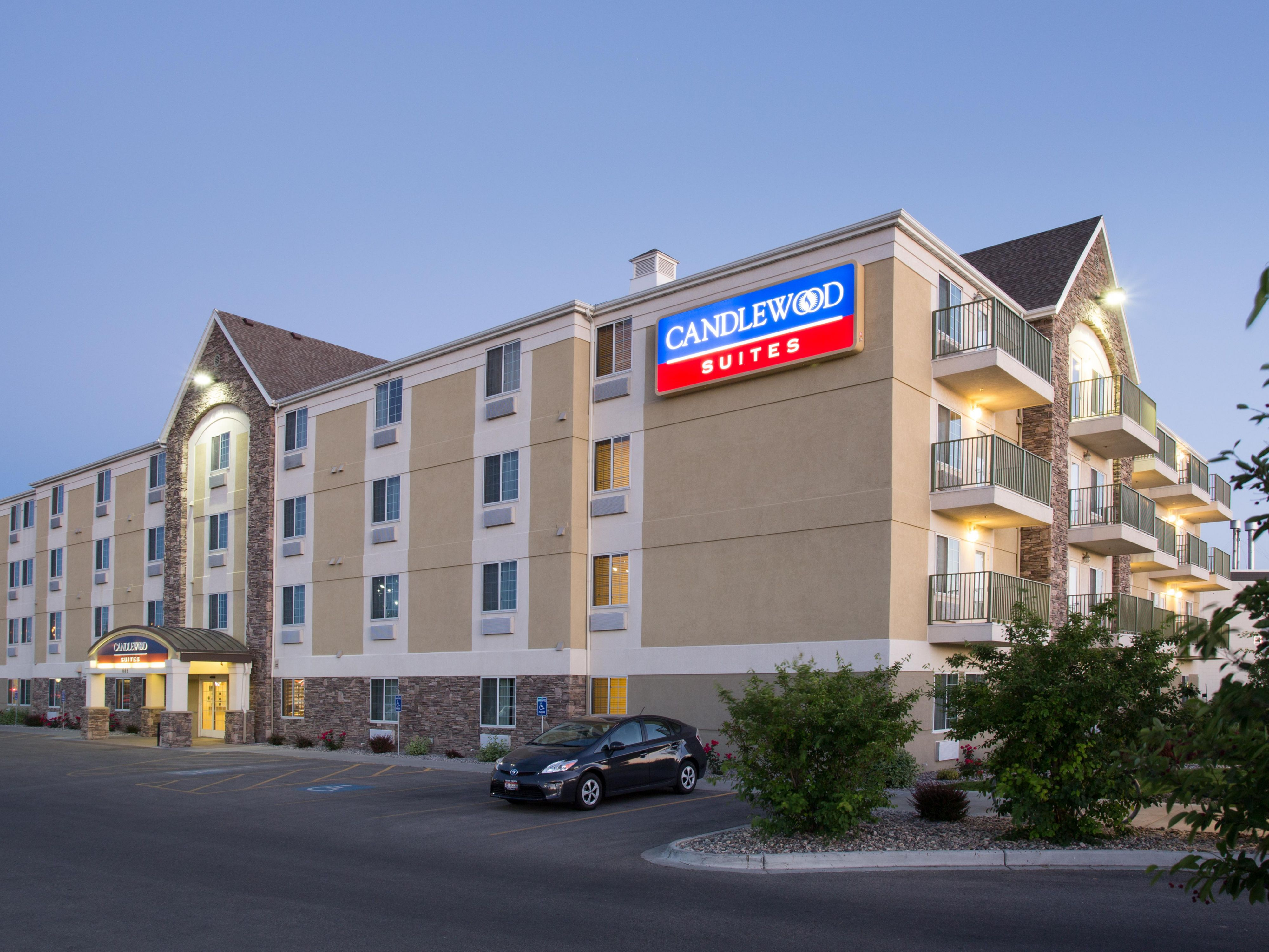 Idaho Falls Hotels Candlewood Suites Extended Stay Hotel In Id