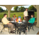 Candlewood Gazebo - a great place to meet with friends!