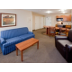 One Bedroom Suite with King Bed and Pull out Sofa