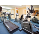 Fitness Center with Treadmill and Eliptical Machine