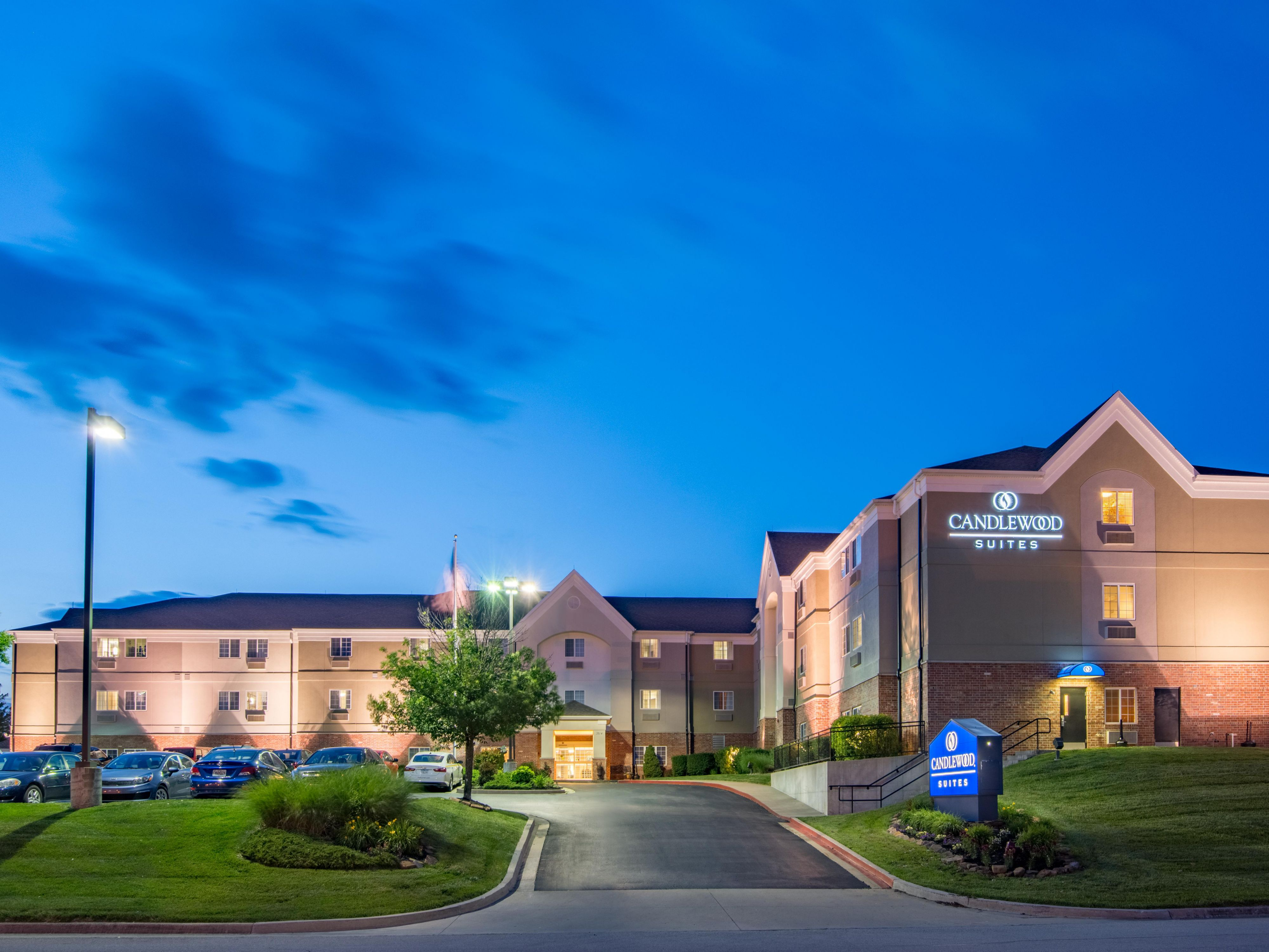 Candlewood Suites Jefferson City Extended Stay Hotel In Missouri