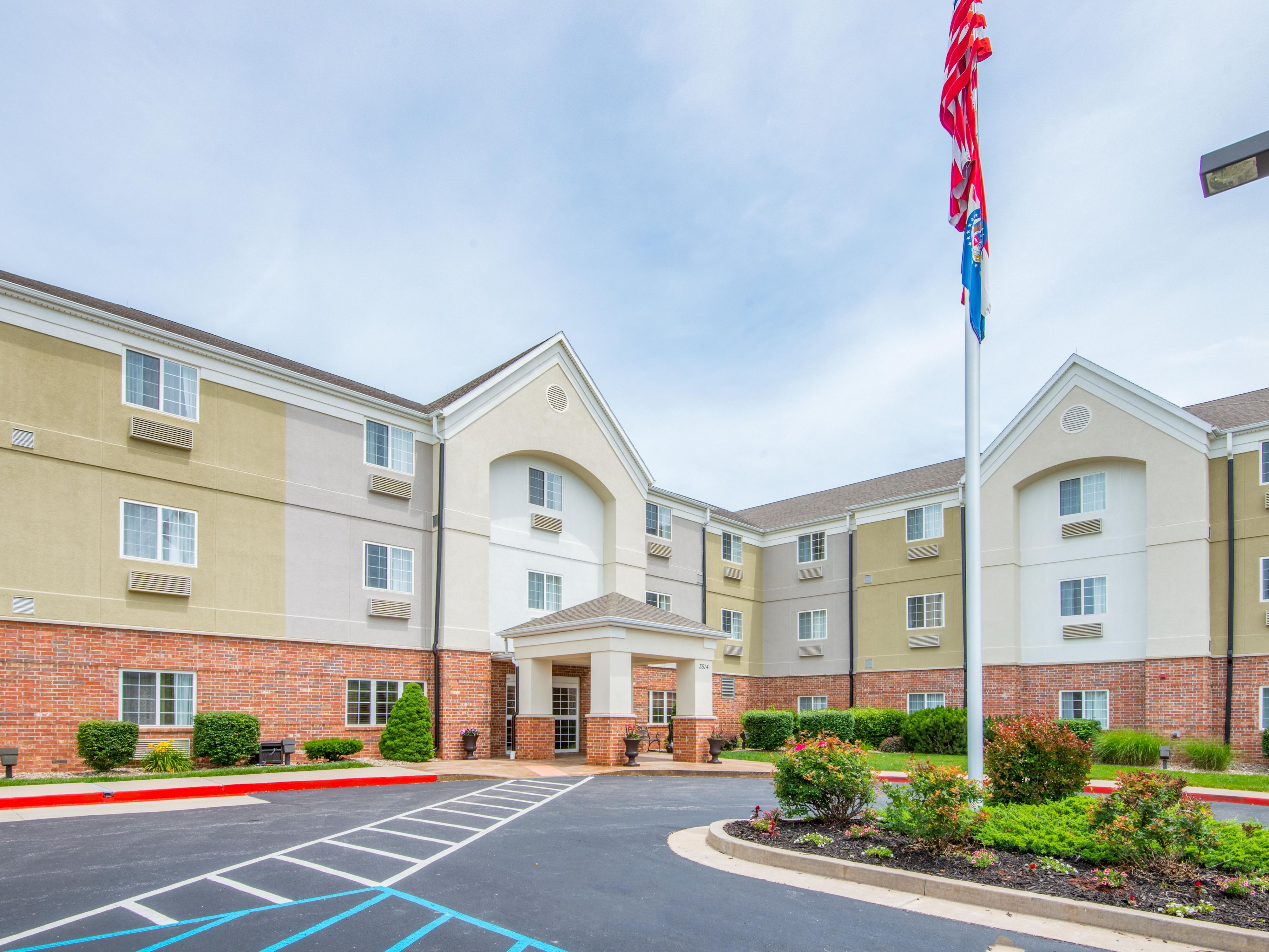 Jefferson City Hotels Candlewood Suites Extended Stay Hotel In Missouri