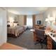 Two Double Beds Studio Suite