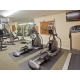 Stay Active during your stay in our fitness center