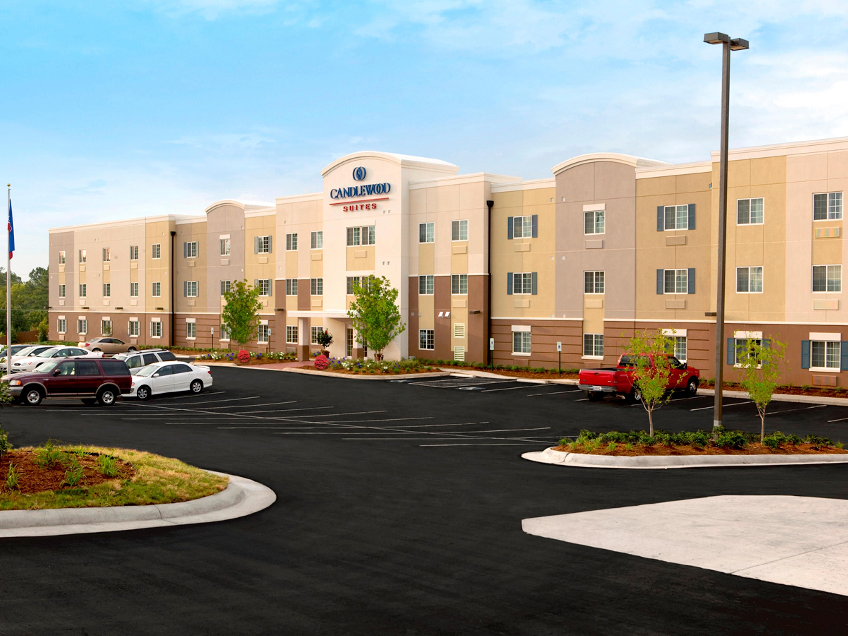 Kenedy Hotels Candlewood Suites Extended Stay Hotel In Texas