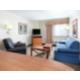 One Bedroom Studio Suite living area