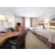 ADA/Handicapped accessible Two Queen Studio Suite