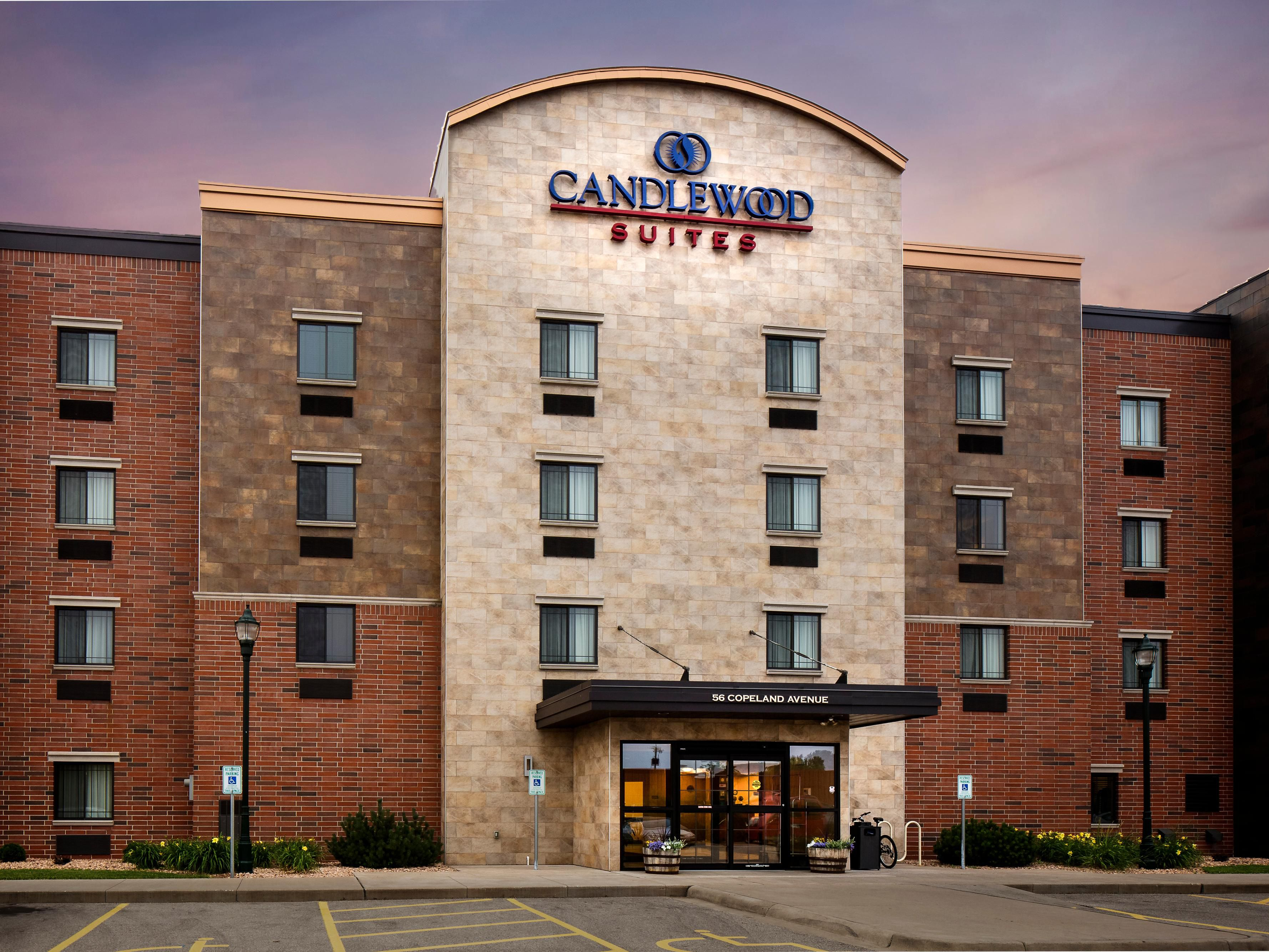 La Crosse Hotels Candlewood Suites Extended Stay Hotel In Wisconsin