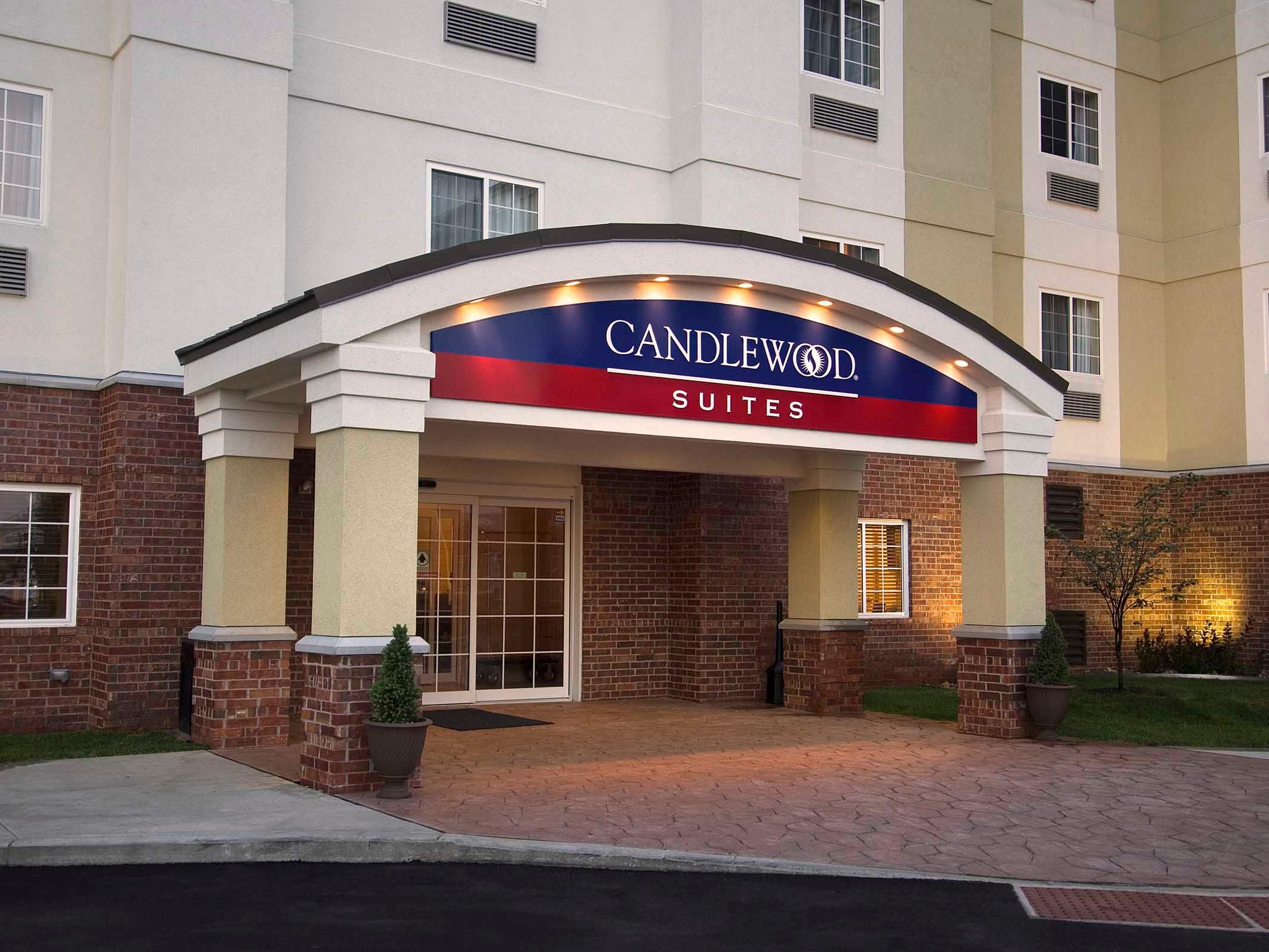 Lafayette Hotels Candlewood Suites Extended Stay Hotel In Indiana