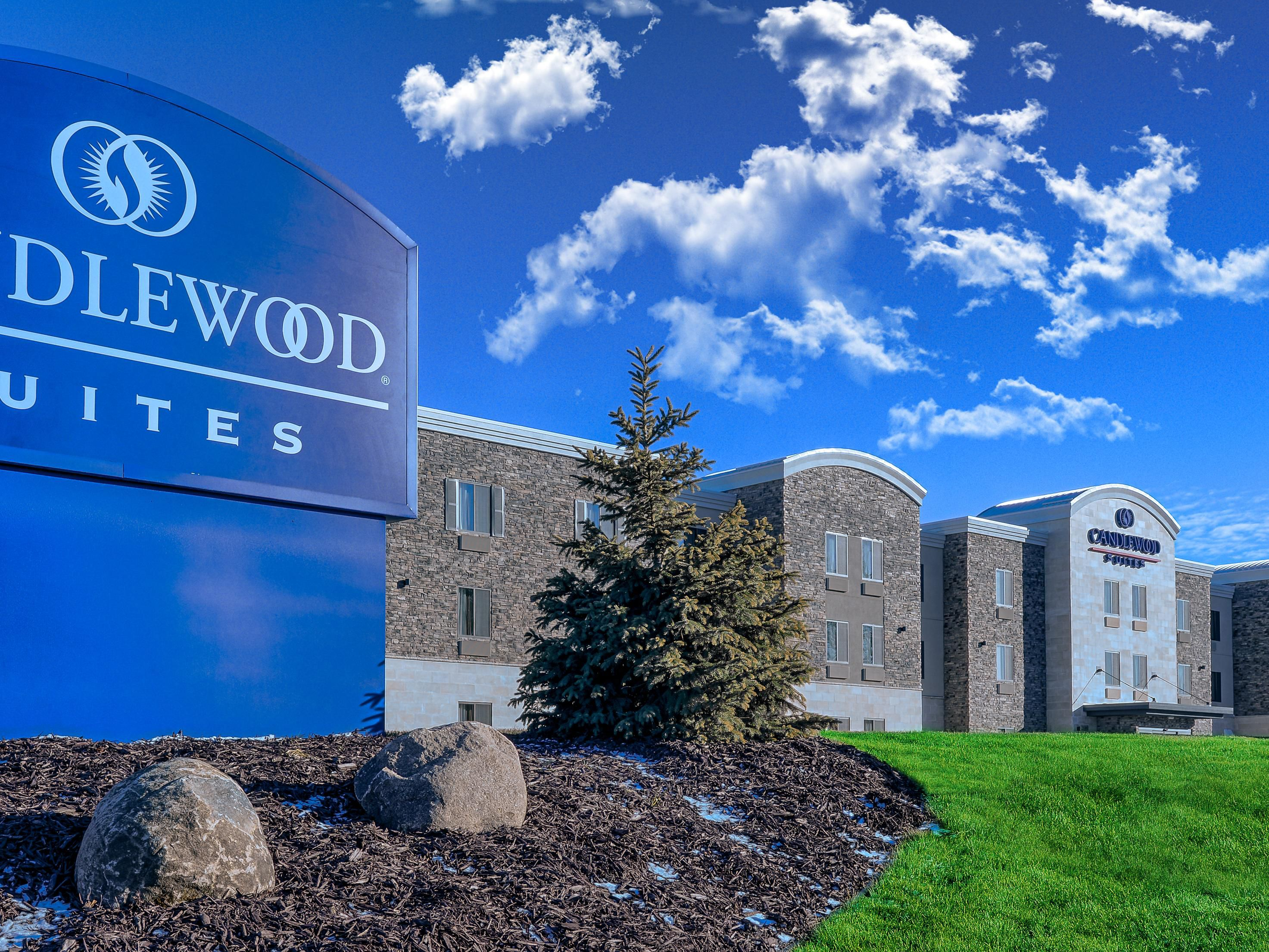 Lakeville Hotels Candlewood Suites I 35 Extended Stay Hotel In Minnesota