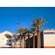 Candlewood Las Vegas Hotel Main Entrance