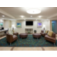 Candlewood Suites business center and reception
