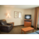 32 inch HD televisions in every suite.