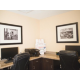 24 hour business center to print last minute meeting documents.