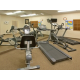 24 hr Fitness Center so you can keep up with your fitness routine