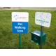 Designated Pet Area