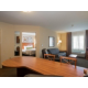 1 Bedroom Suite with One King Bed and Sleeper Sofa