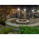 Enjoy and rest from the busy city with friends at the fire pit.