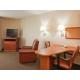 Two Queen Studio Suite with Oversized Work Desk