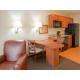 Studio Suite with Oversized Work Desk