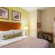 Accessible One-Bedroom Suite Sleeping Area