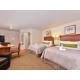 Double Bed Guest Studio Suite