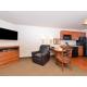 Double Bed Guest Studio Suite Living Room