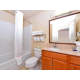 King Bed Guest Studio Suite bathroom