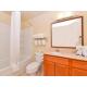 Queen One Bedroom Suite Bathroom