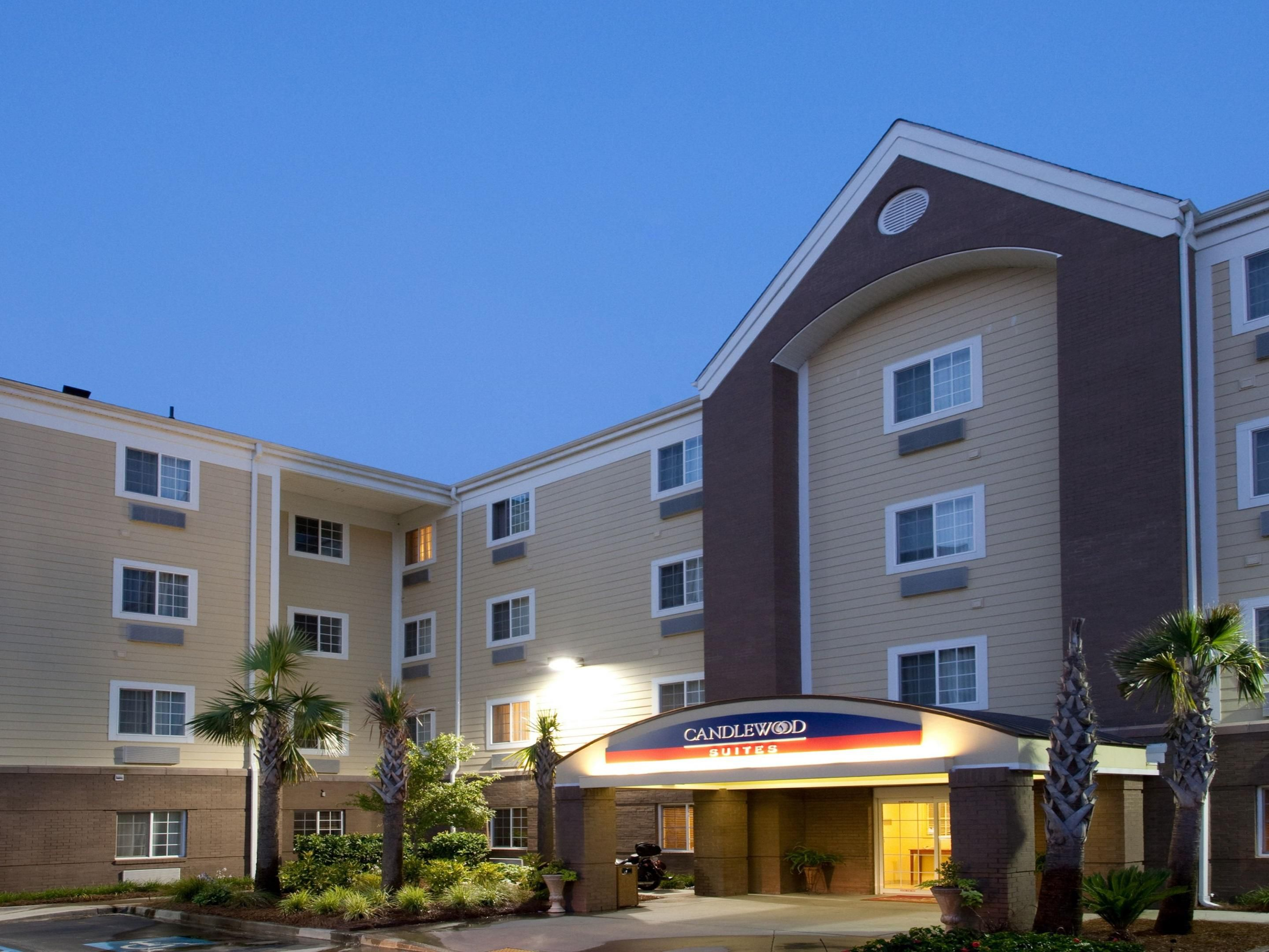 North Charleston Hotel In Candlewood Suites South
