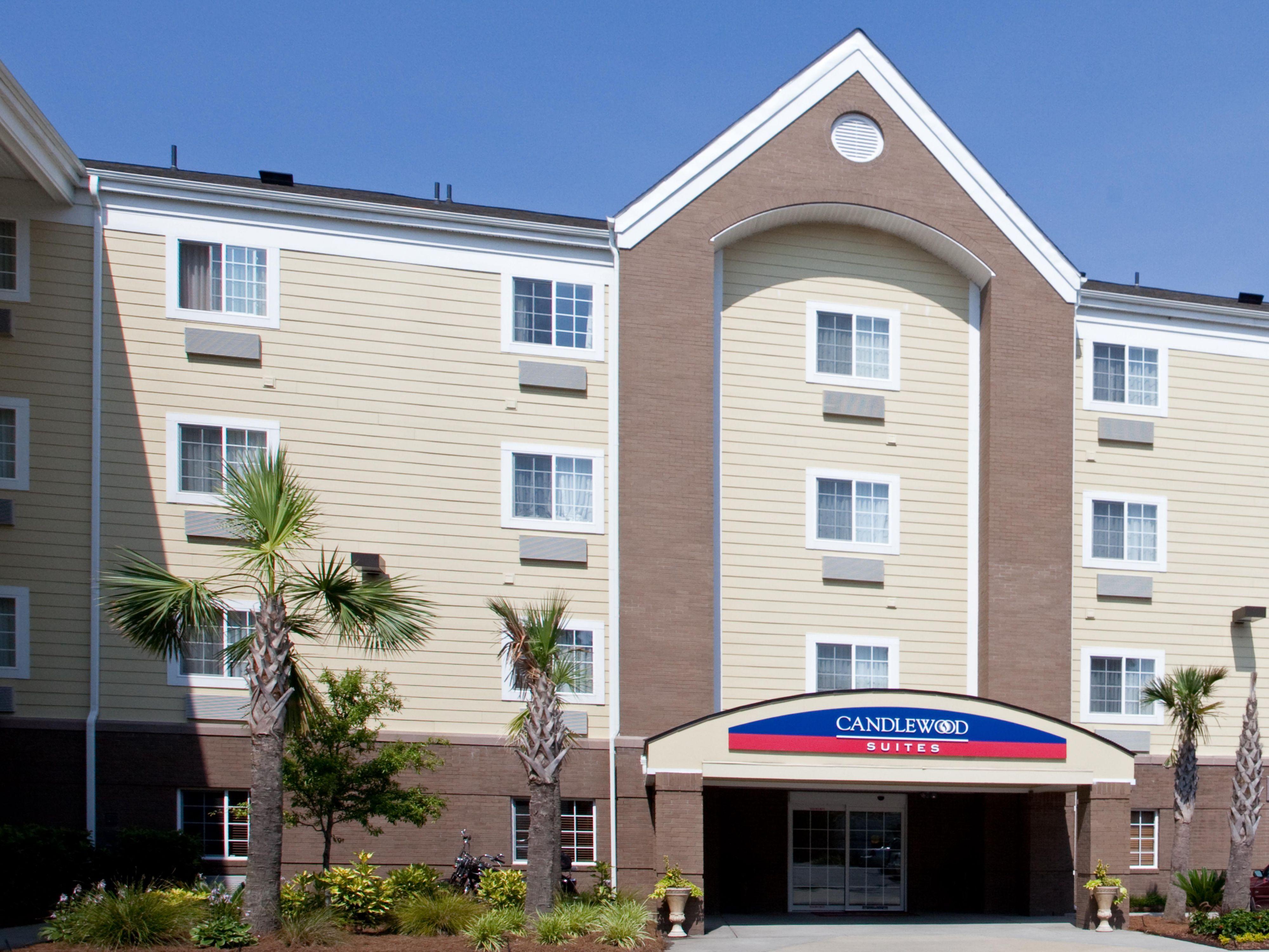 Candlewood Suites Charleston Ashley Phosphate North