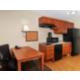 One Bedroom King Suite kitchen