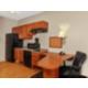ADA/Handicapped accessible Studio Suite kitchen