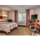One Queen Bed Studio Suite