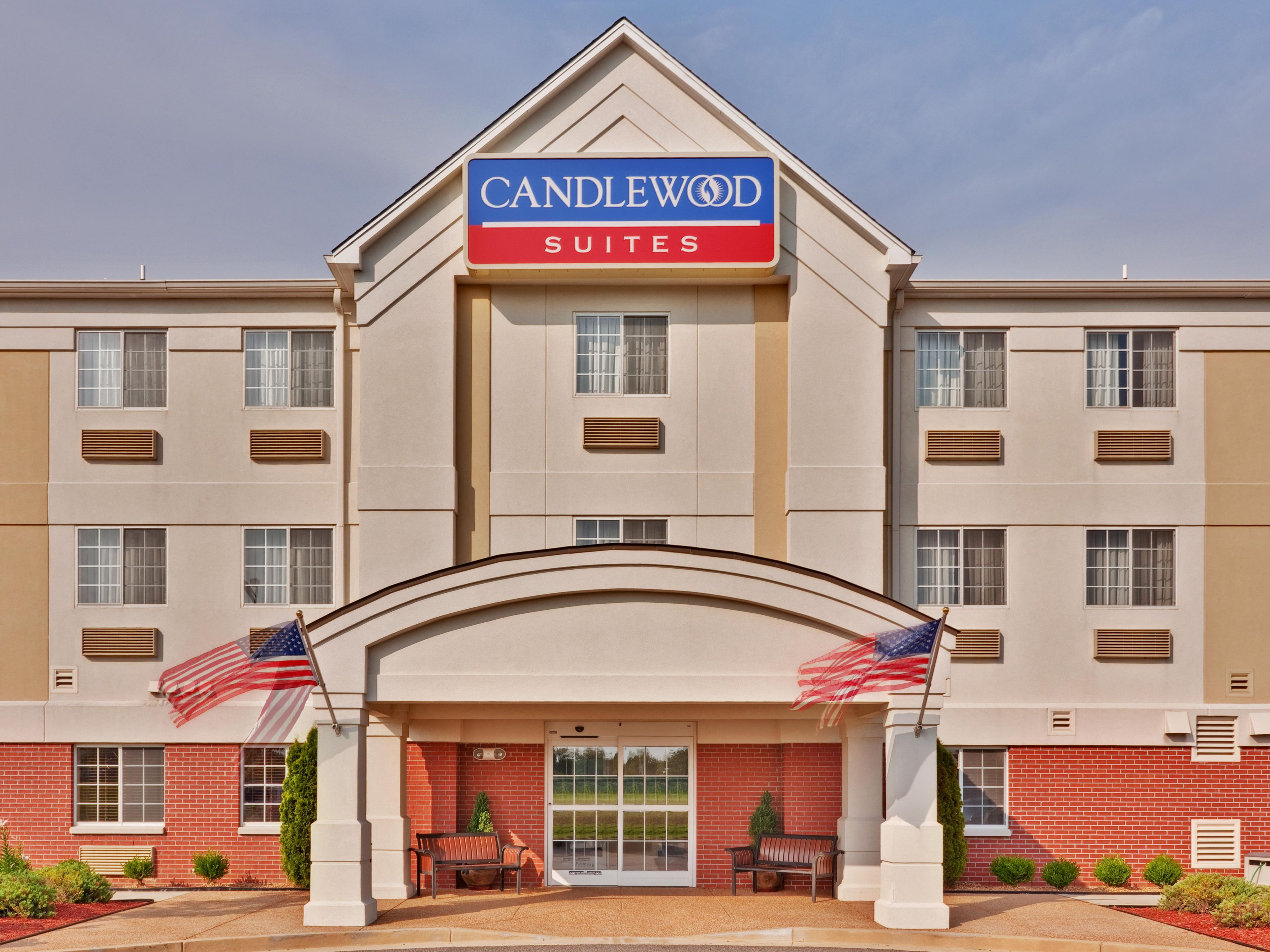 Candlewood Suites Olive Branch Memphis Area