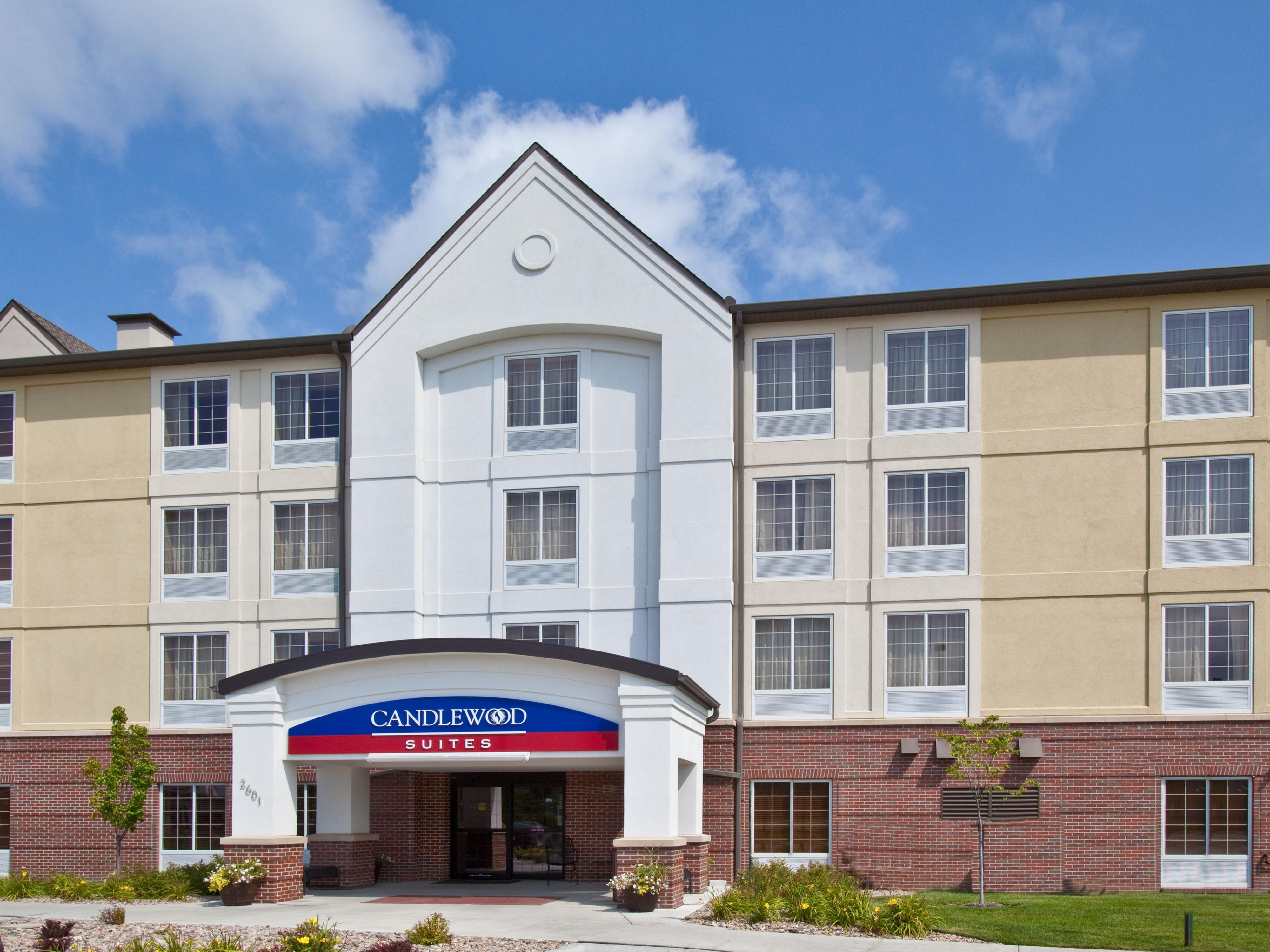Candlewood Suites Omaha Airport