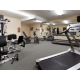 Work out on your schedule fitness room open 24 hours per day.