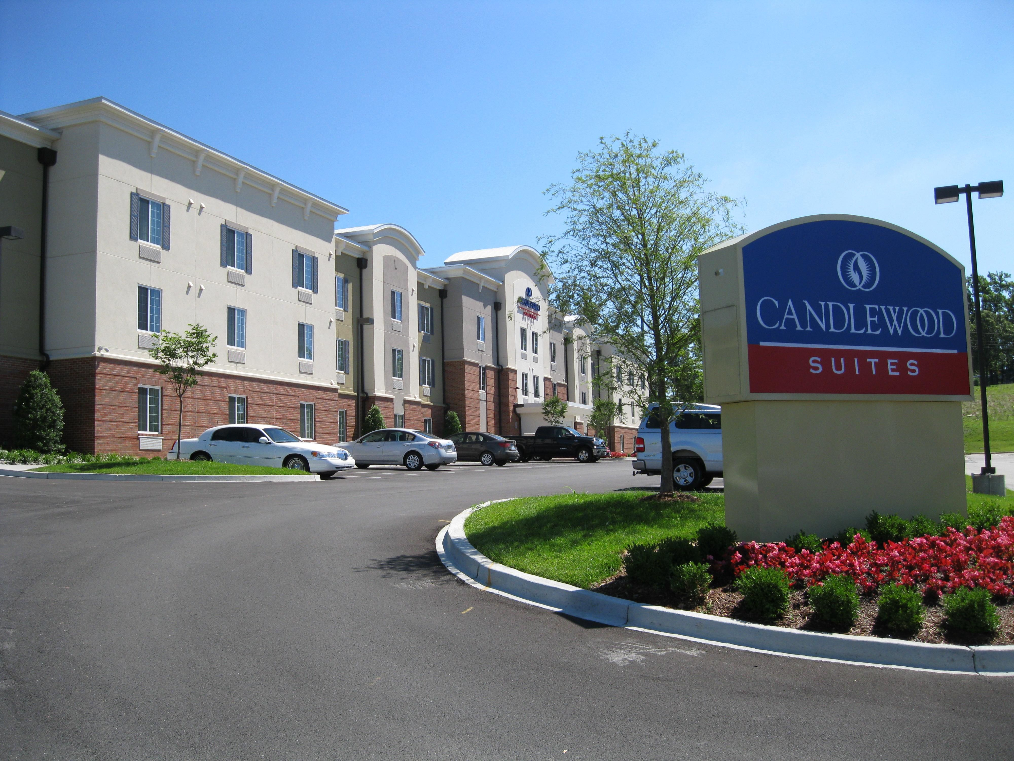 Candlewood Suites Radcliff Fort Knox