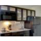 Queen Studio Suite Kitchen